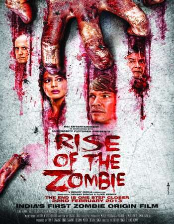 Rise of the Zombie (2013) Hindi Dubbed 720p WEB-DL x264 700MB Full Movie Download