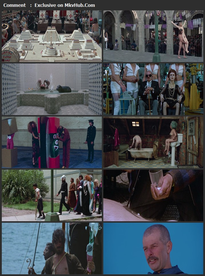 The Holy Mountain 1973 English 720p BluRay 1GB Download