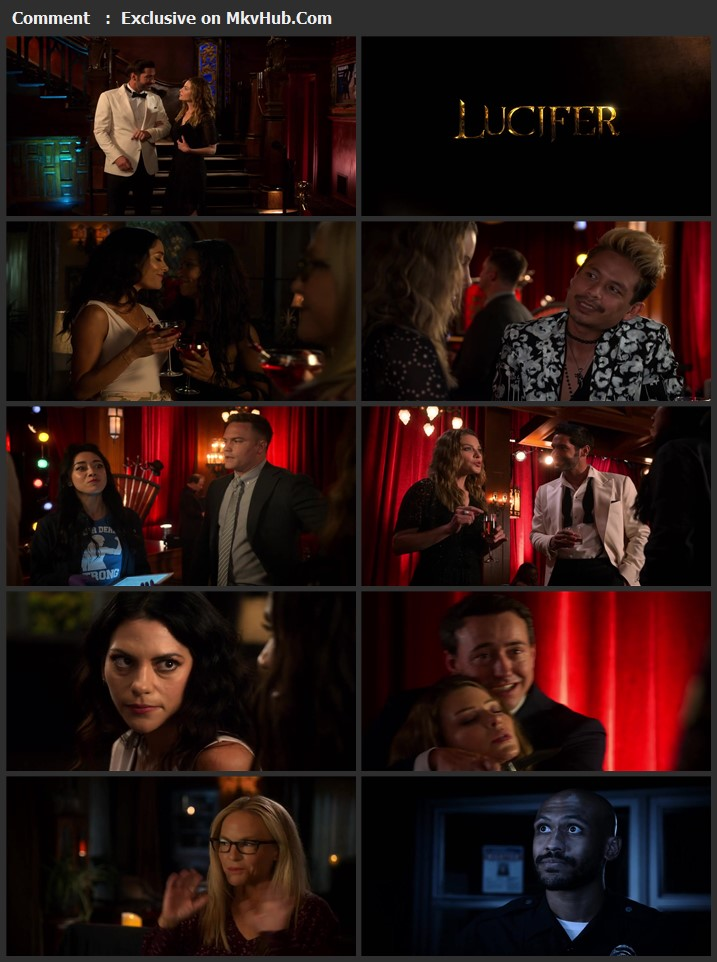 Lucifer S06 COMPLETE 720p WEB-DL x264 3.5GB MSubs Download