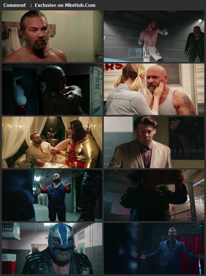 The Manson Brothers Midnight Zombie Massacre 2021 English 720p WEB-DL 850MB Download