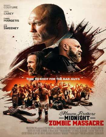 The Manson Brothers Midnight Zombie Massacre 2021 English 720p WEB-DL 850MB ESubs