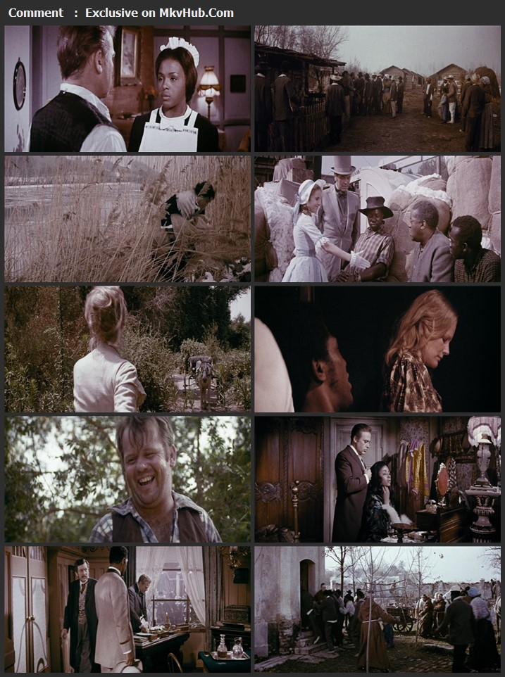 Uncle Tom's Cabin 1977 English 720p BluRay 1GB Download