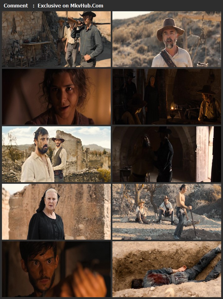 Gunfight at Dry River 2021 English 720p WEB-DL 900MB Download