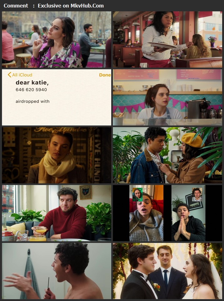 Dating & New York 2021 English 720p WEB-DL 800MB Download