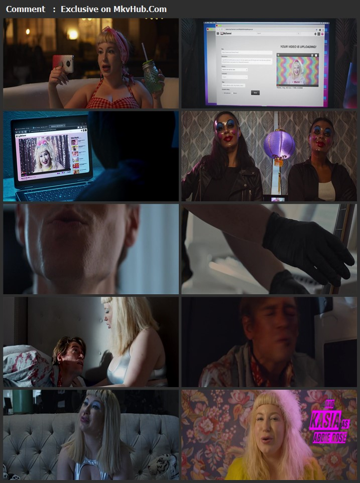 The Influencer 2021 English 720p WEB-DL 700MB Download