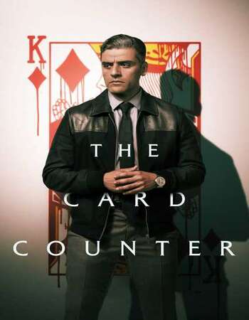 The Card Counter 2021 English 720p HDCAM 950MB Download