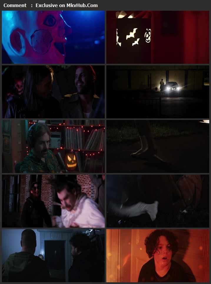 Bad Candy 2021 English 720p WEB-DL 950MB Download