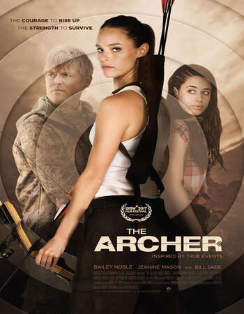 The Archer (2016) Dual Audio Hindi 720p WEB-DL x264 800MB Full Movie Download