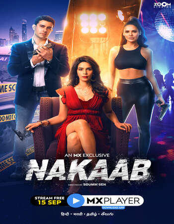 Nakaab S01 Complete Hindi 720p WEB-DL x264 1.4GB ESubs Download