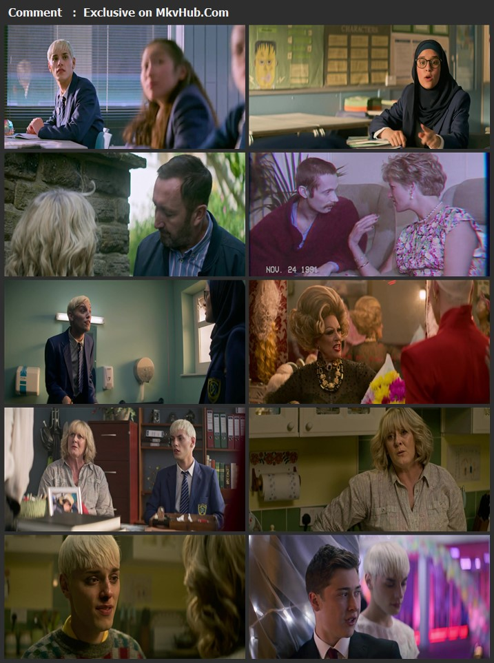 Everybody's Talking About Jamie 2021 English 720p WEB-DL 1GB Download