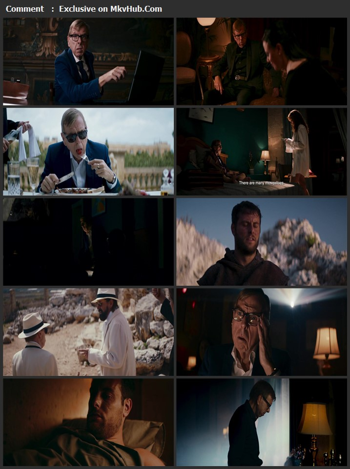 The Obscure Life of the Grand Duke of Corsica 2021 English 720p WEB-DL 850MB Download