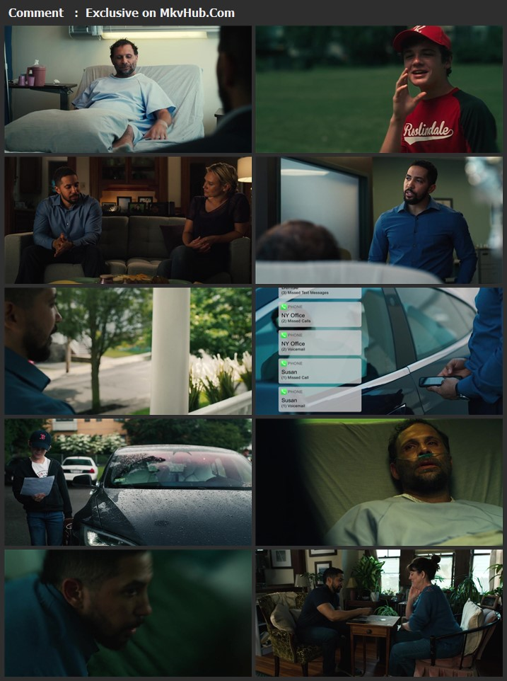 Last Night in Rozzie 2021 English 720p WEB-DL 700MB Download