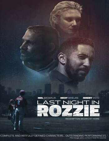 Last Night in Rozzie 2021 English 720p WEB-DL 700MB ESubs