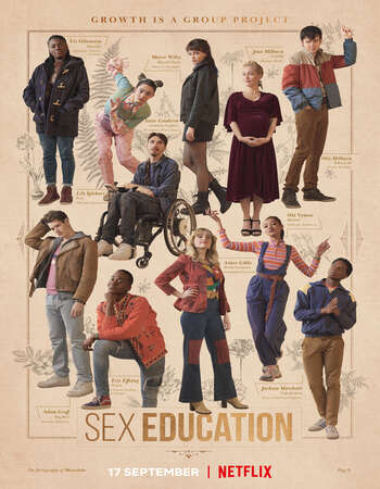 Sex Education (2021) S03 Complete Dual Audio Hindi 720p WEB-DL ESubs Download