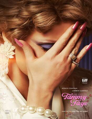 The Eyes of Tammy Faye 2021 English 720p HDCAM 1.1GB Download