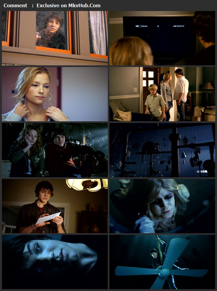 The Hole 2009 English 720p BluRay 1GB Download