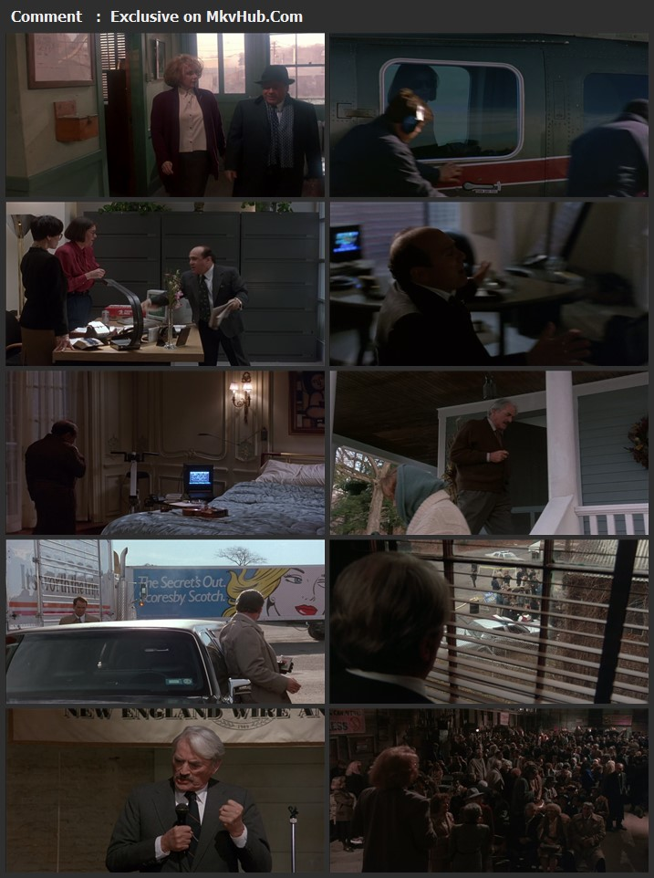 Other People's Money 1991 English 720p BluRay 1GB Download