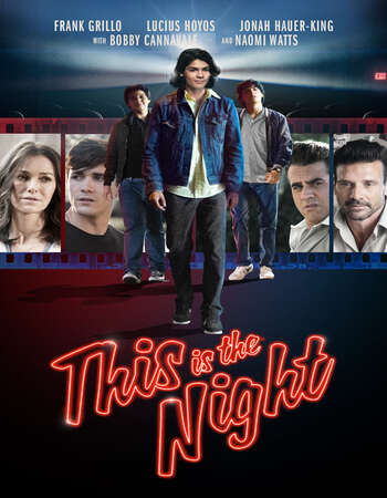 This Is the Night 2021 English 720p WEB-DL 950MB Download