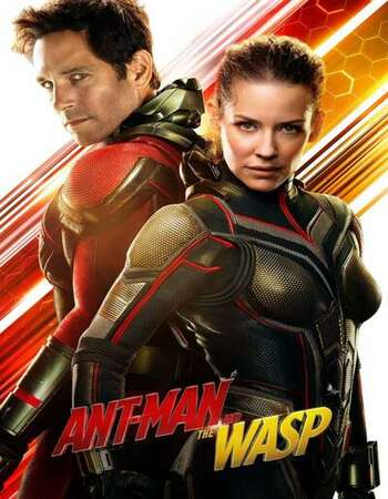 Ant-Man and the Wasp 2018 English 720p BluRay 1GB ESubs