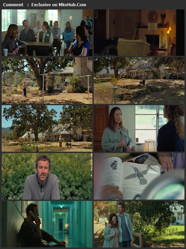 The Starling 2021 English 1080p WEB-DL 1.7GB Download