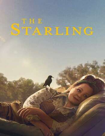 The Starling 2021 English 720p WEB-DL 900MB ESubs