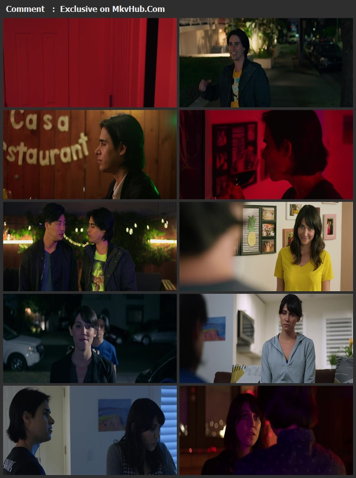 Inside the Circle 2021 English 720p WEB-DL 850MB Download