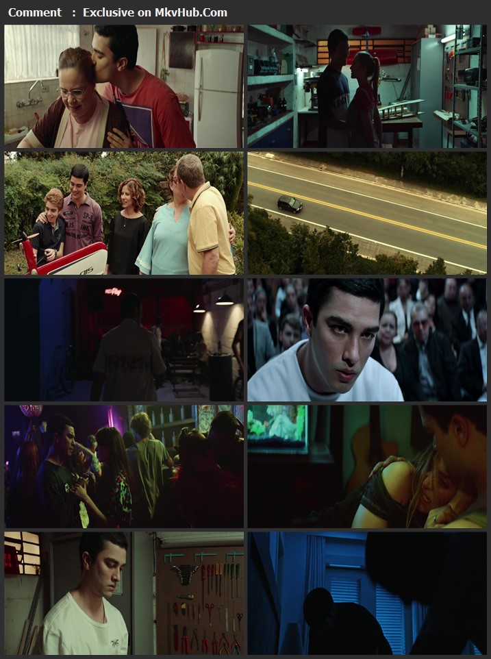 The Girl Who Killed Her Parents 2021 English 720p WEB-DL 750MB Download