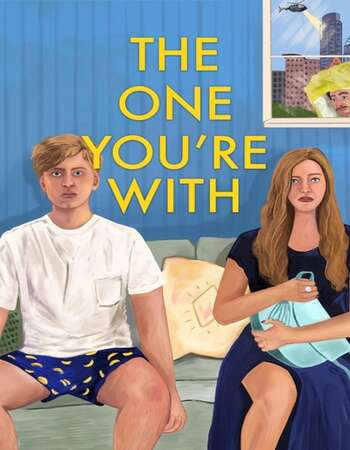 The One Youre With 2021 English 720p WEB-DL 800MB Download