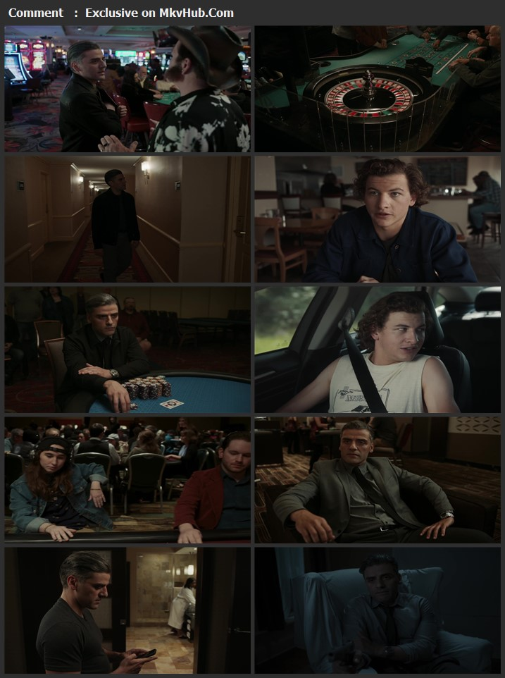 The Card Counter 2021 English 1080p WEB-DL 1.9GB Download