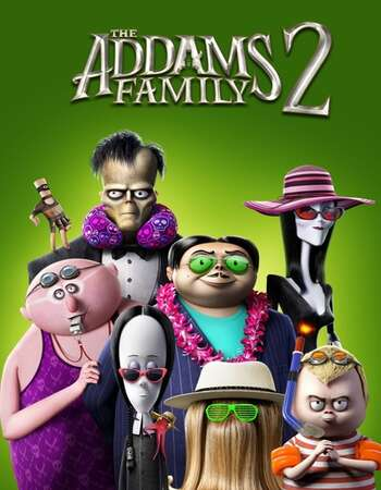 The Addams Family 2 2021 English 1080p WEB-DL 1.6GB Download