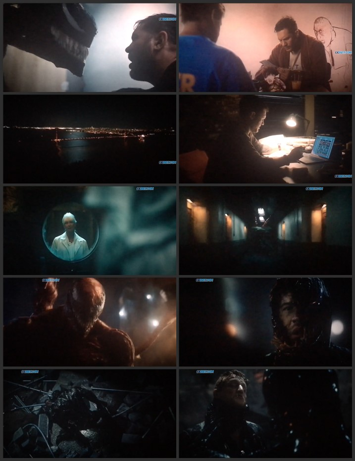 Venom: Let There Be Carnage (2021) English 720p 480p HDCAM 700MB Full Movie Download