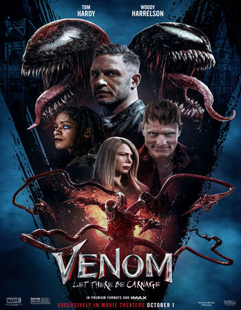 Venom Let There Be Carnage 2021 English 720p HDTS 750MB Download