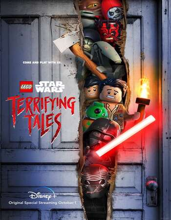 Lego Star Wars Terrifying Tales 2021 English 720p WEB-DL 400MB Download