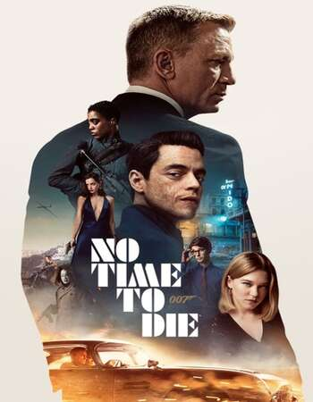 No Time to Die 2021 English 720p HDCAM 1.4GB Download
