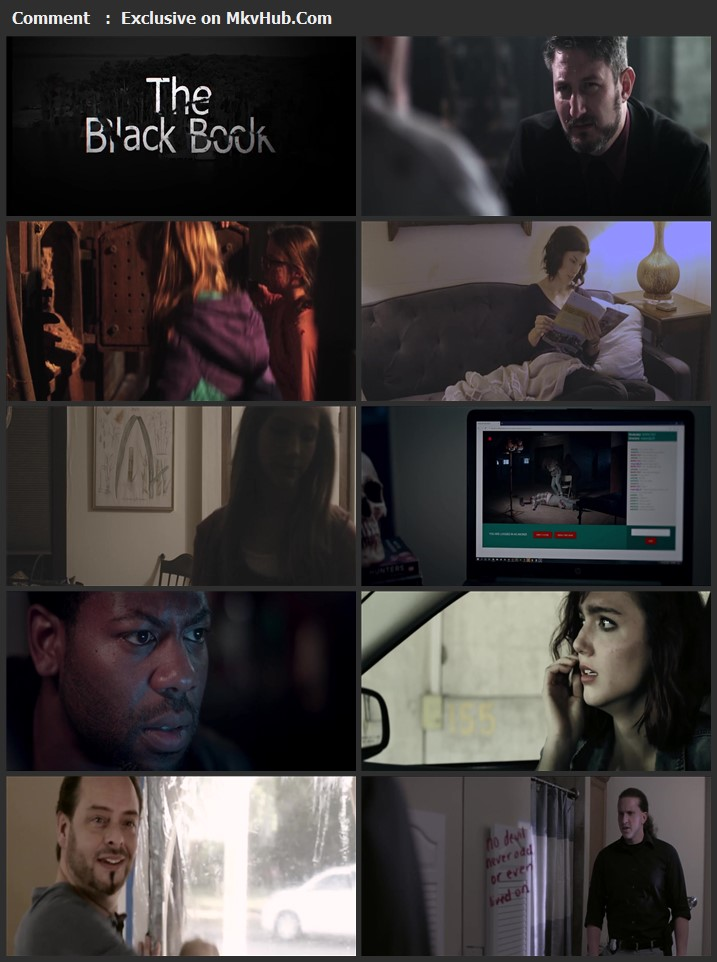 The Black Book 2021 English 720p WEB-DL 650MB Download