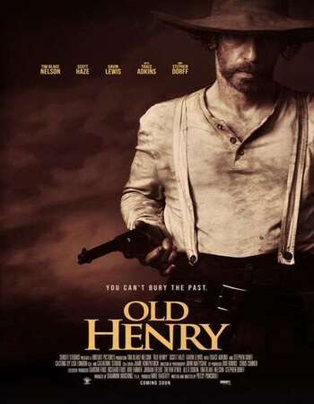 Old Henry 2021 English 720p HDCAM 850MB Download