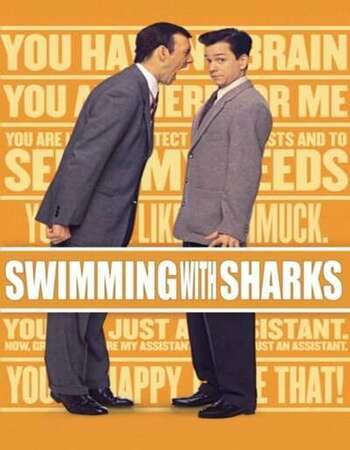 Swimming with Sharks 1994 English 720p BluRay 1GB Download