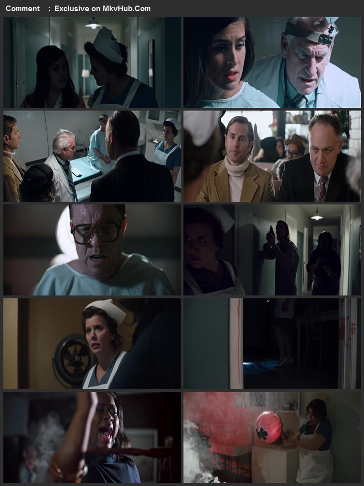 Cyst 2021 English 720p WEB-DL 650MB Download