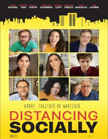 Distancing Socially 2021 English 720p WEB-DL 850MB Download
