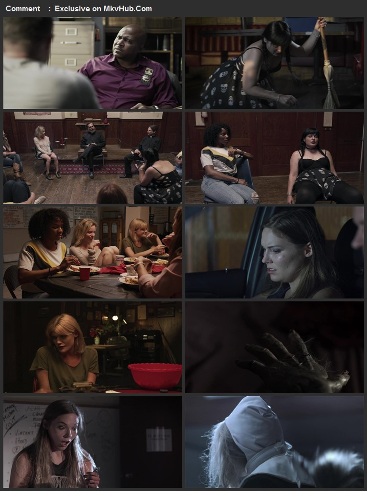 The Amityville Moon 2021 English 720p WEB-DL 850MB Download