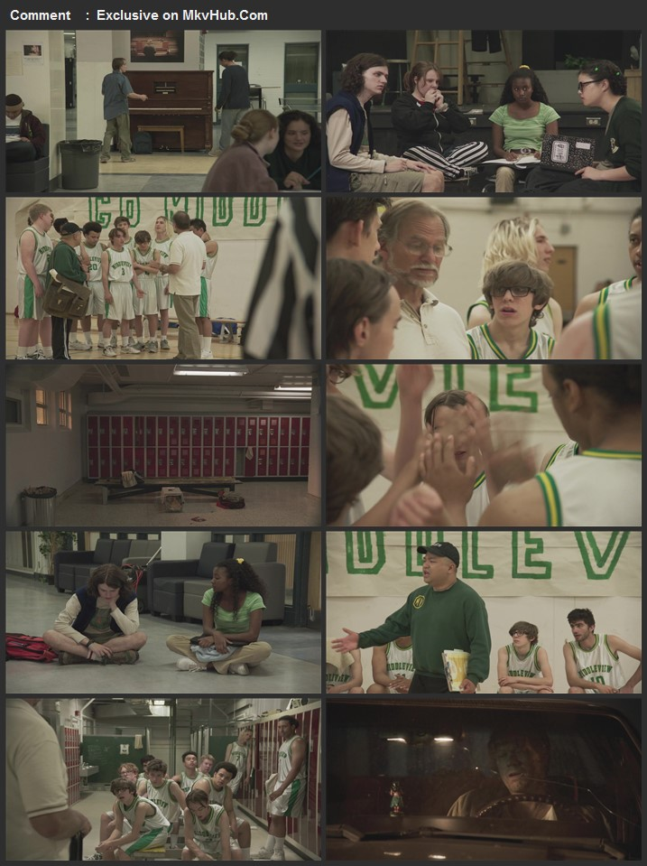 Events Transpiring Before, During, and After a High School Basketball Game 2020 English 720p WEB-DL 700MB Download