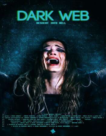 Dark Web: Descent Into Hell 2021 English 720p WEB-DL 700MB Download