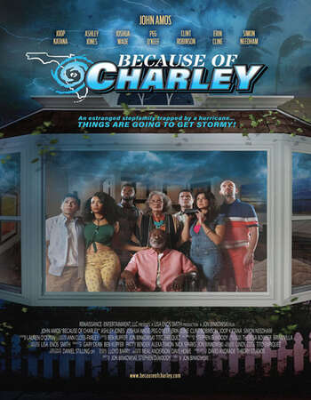 Because of Charley 2021 English 720p WEB-DL 1GB Download