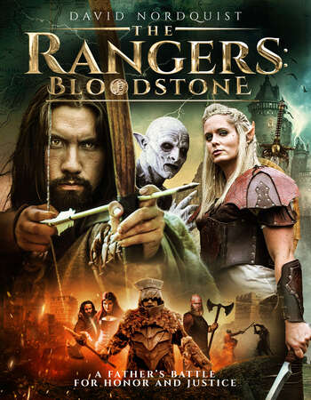 The Rangers: Bloodstone 2021 English 720p WEB-DL 950MB Download