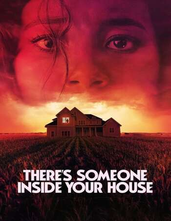 There's Someone Inside Your House 2021 English 720p WEB-DL 850MB Download