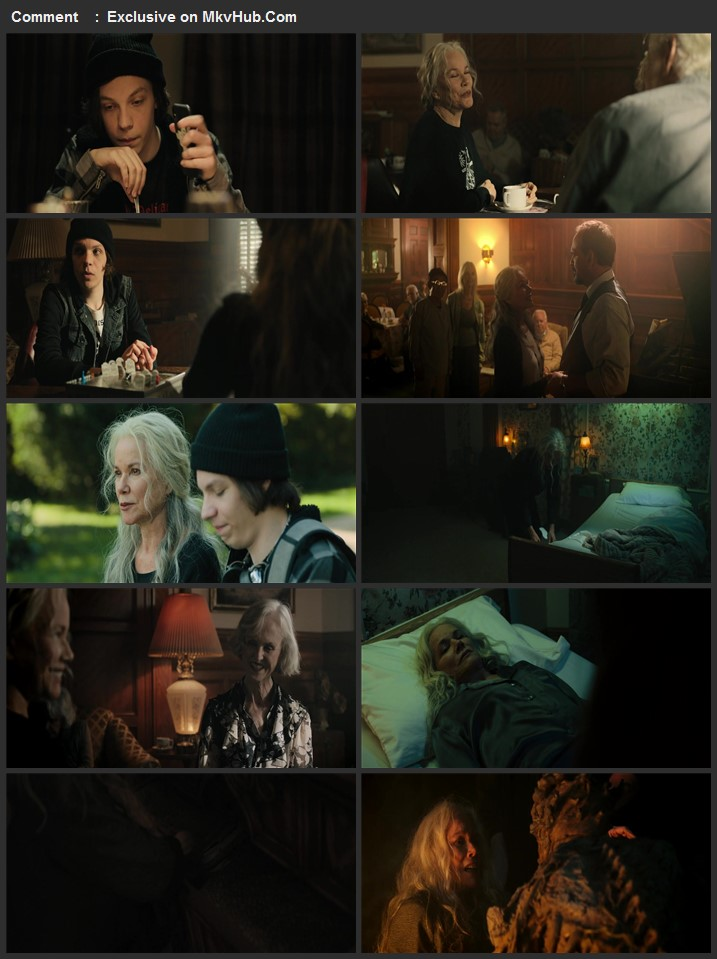 The Manor 2021 English 720p WEB-DL 750MB Download