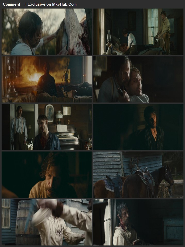 Old Henry 2021 English 720p WEB-DL 900MB Download
