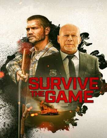 Survive the Game 2021 English 720p BluRay 850MB Download