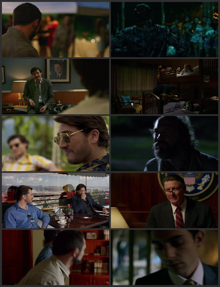Narcos (2021) S03 Complete Dual Audio Hindi 720p WEB-DL 3.3GB ESubs Download