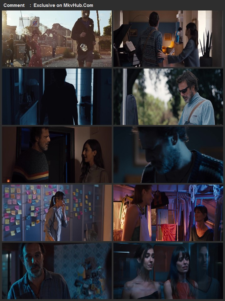 My Brother, My Sister 2021 English 720p WEB-DL 1GB Download
